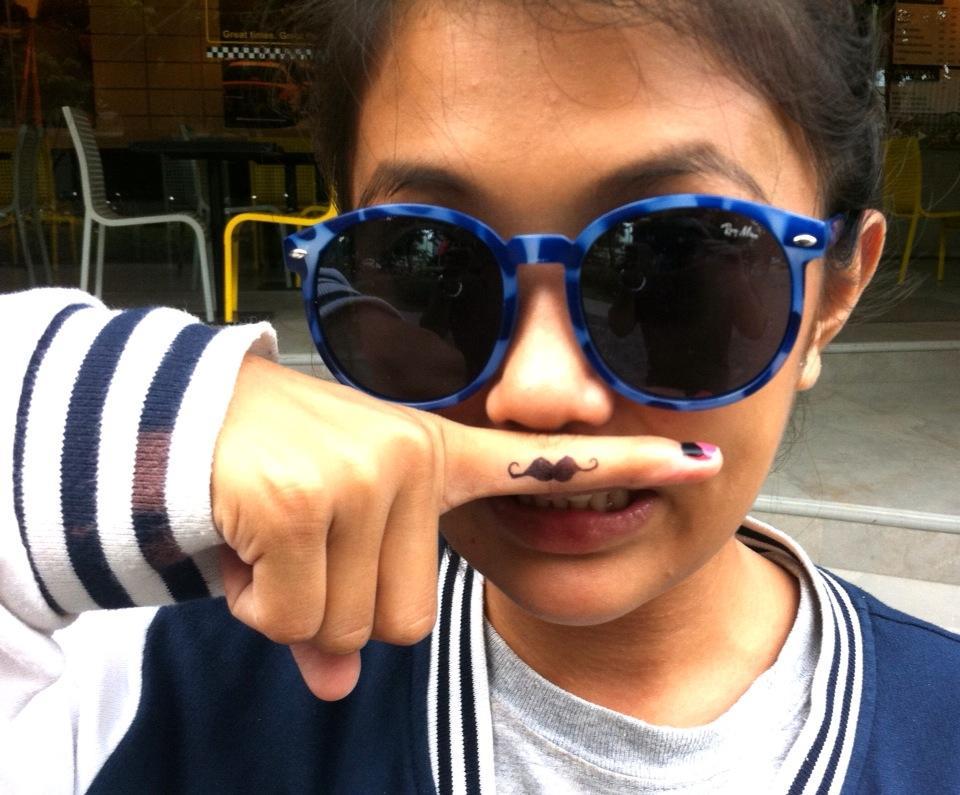 I Moustache You