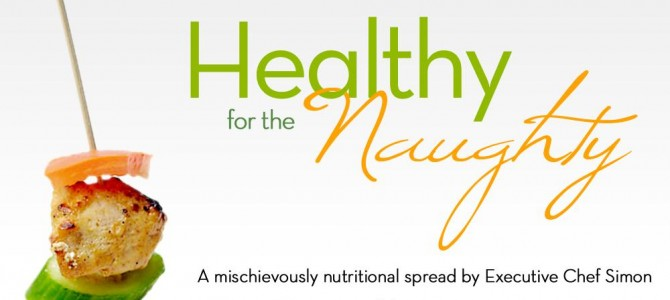 Healthy For The Naughty @ Waterfront, Cebu City