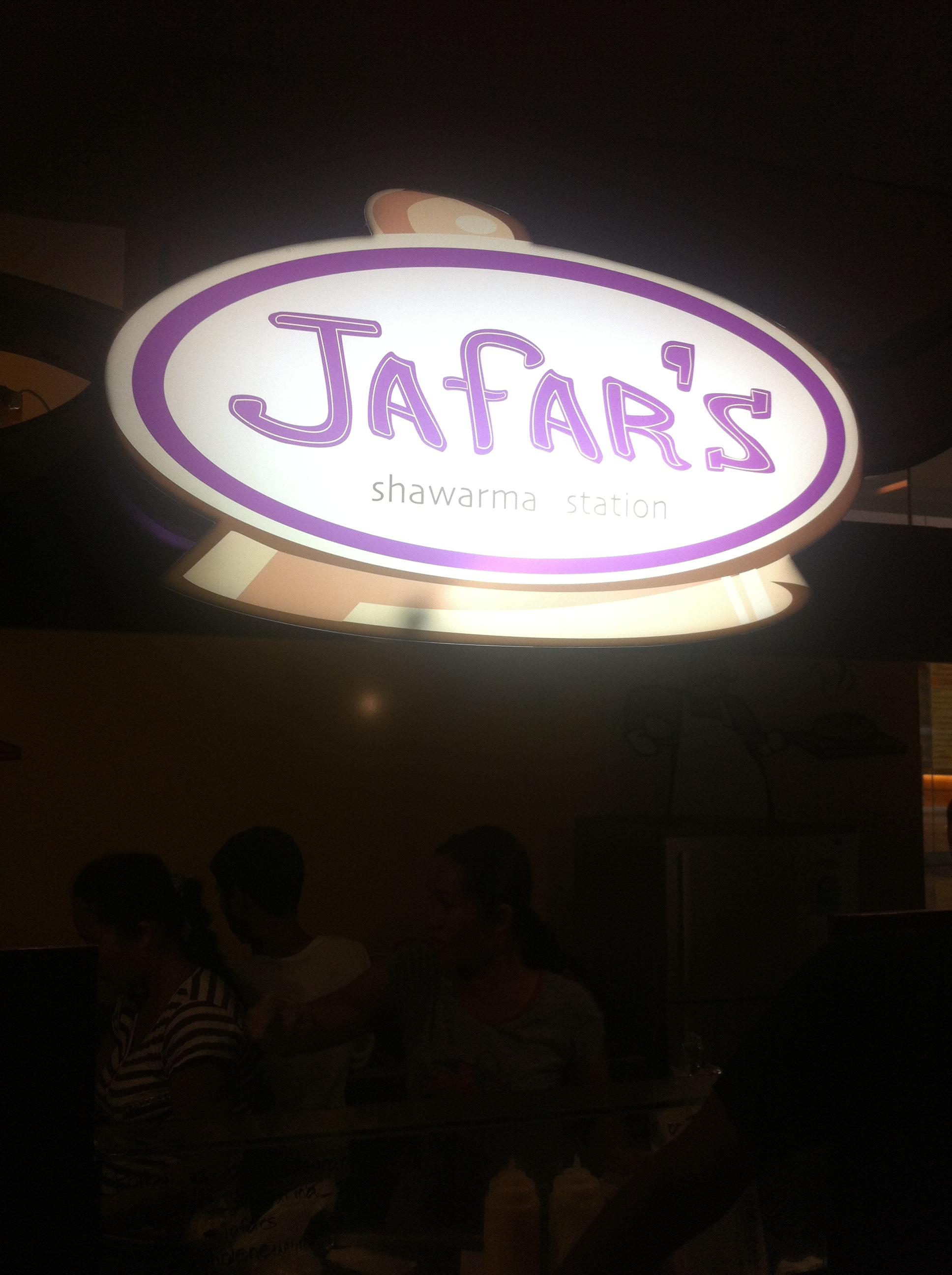 #AWholeNewWrap: Jafar's Shawarma Station