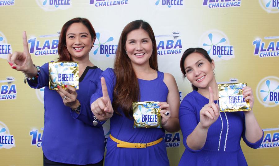1Laba Challenge with Breeze