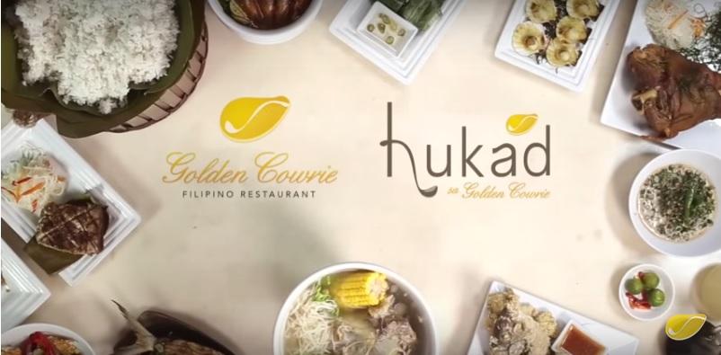 Kwentong Salu-salo @ Hukad & Golden Cowrie