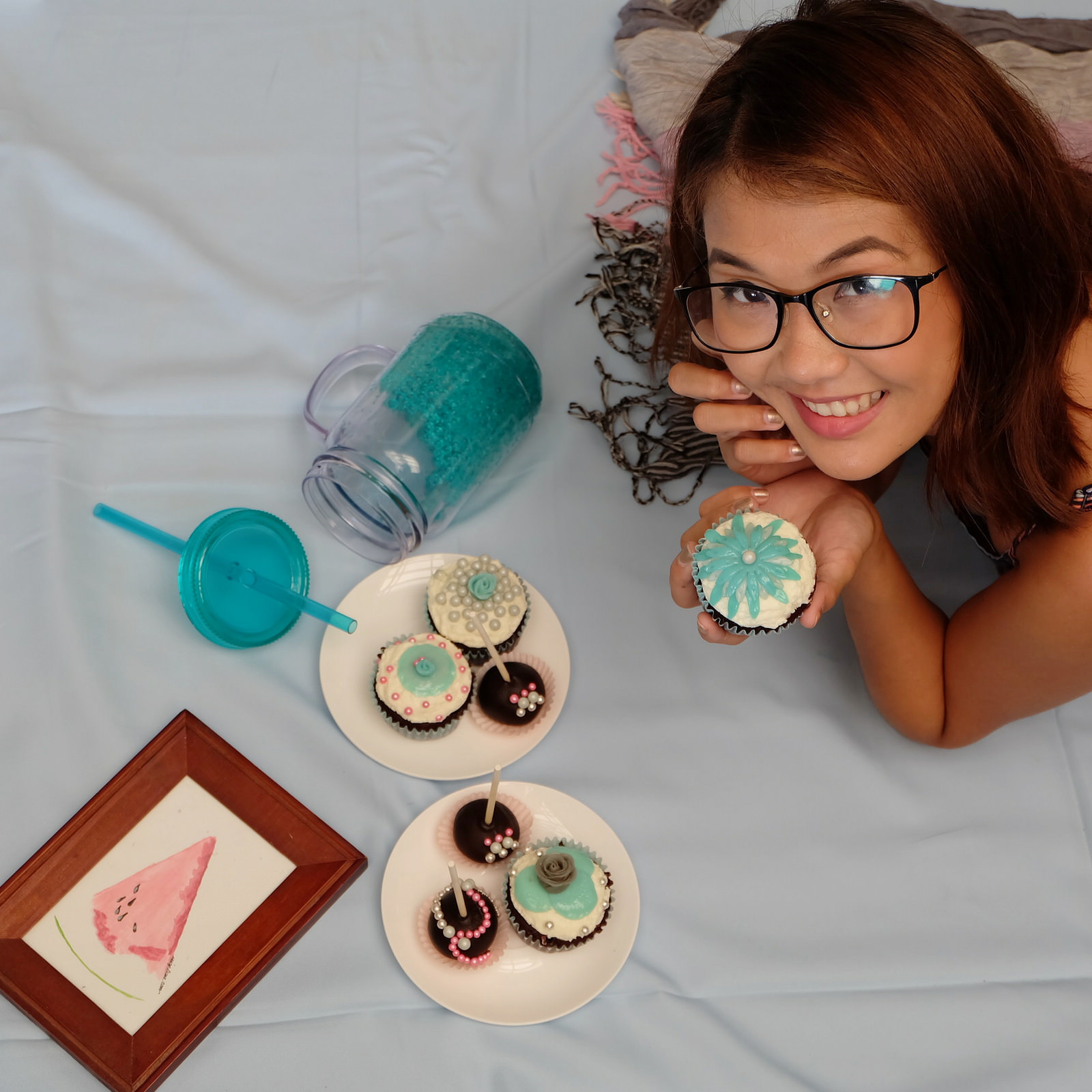 Cupcake Fever @ Douce Amor Pastries, Cebu