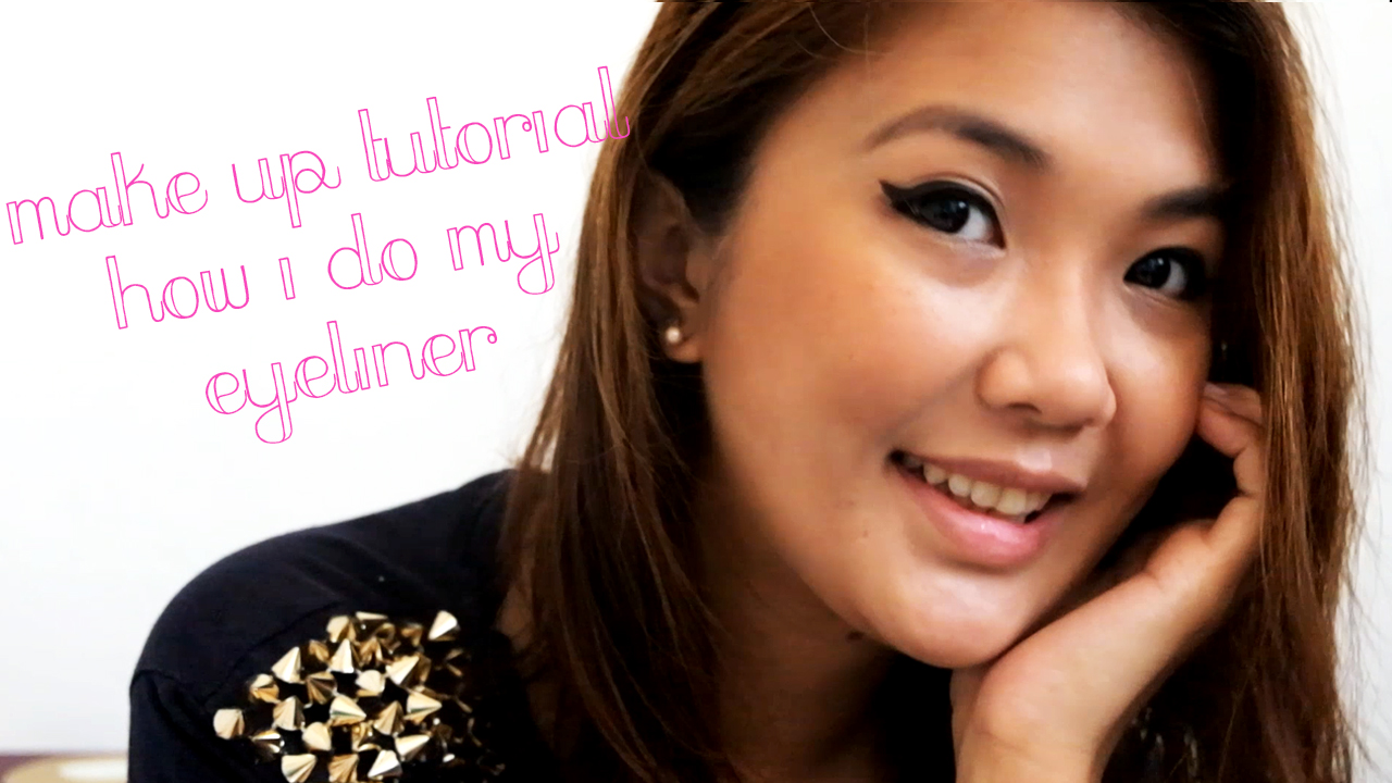 UPDATED Vlog: How I Apply My Gel Eye Liner