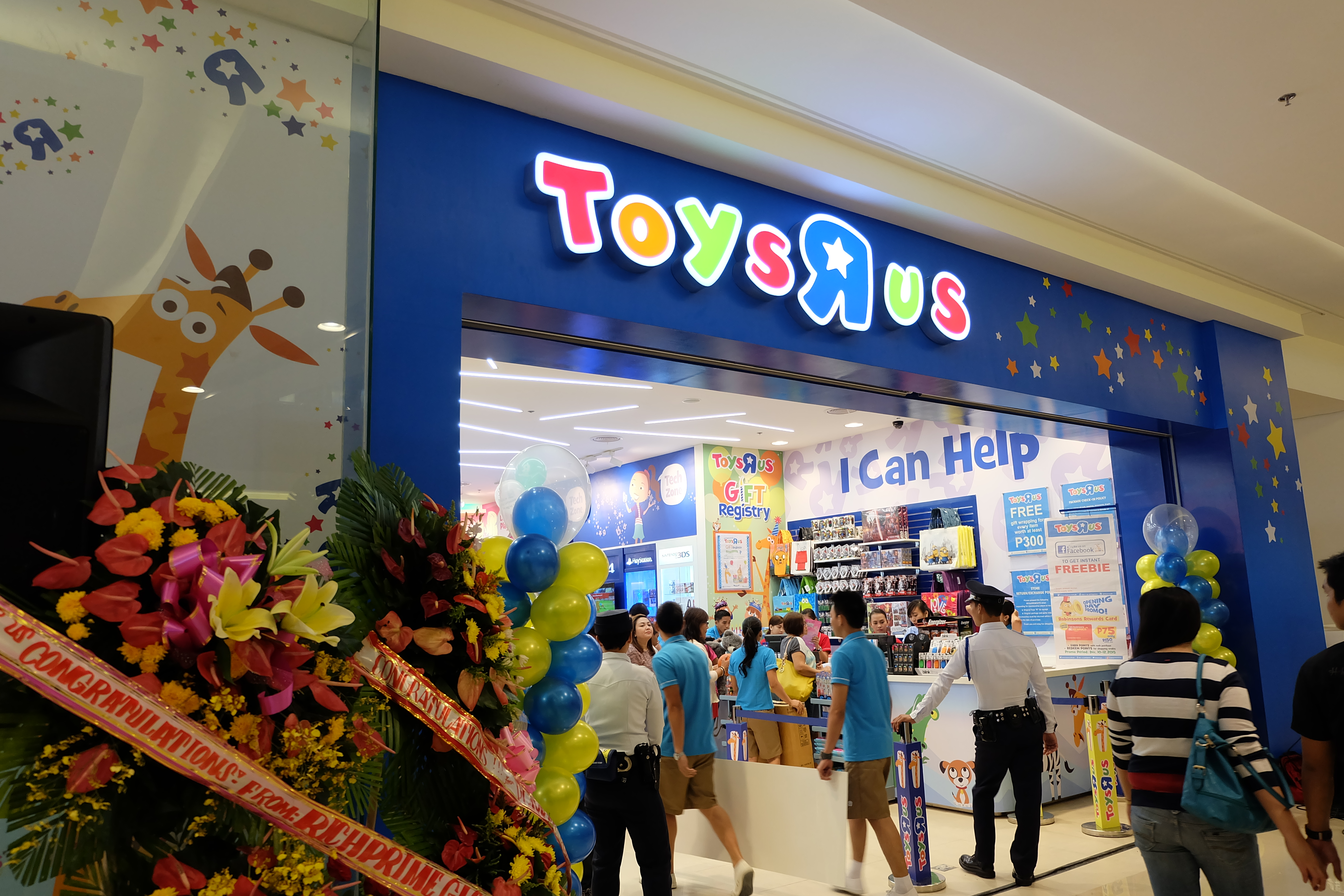 Toys R Us at The New Robinsons Galleria