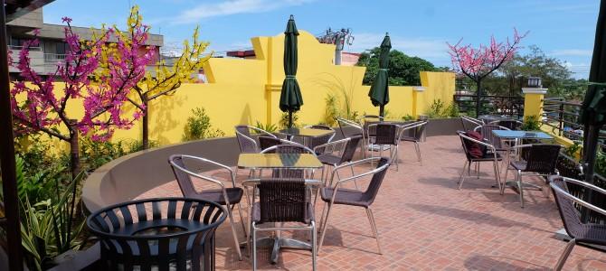 Roof Top Gardens and City Views @ Cafe Terraza, Car Car