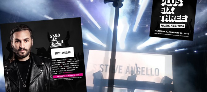 Vlog: Partying at Plus 63 with Steve Angello