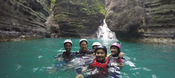 [VLOG] Canyoneering in Badian, Cebu