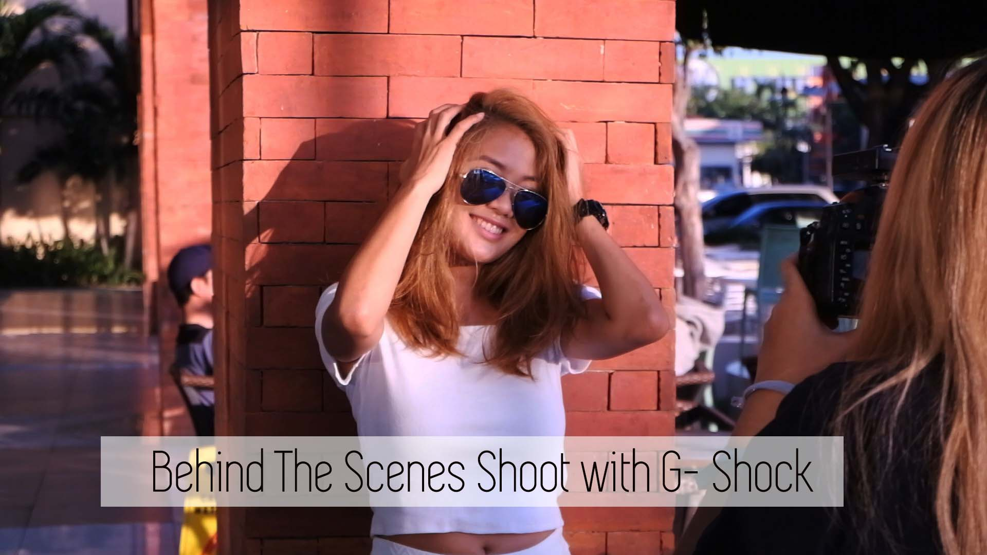 [VLOG] Behind The Scenes with G Shock & Shockwear Watches @ The Outlets at Pueblo Verde