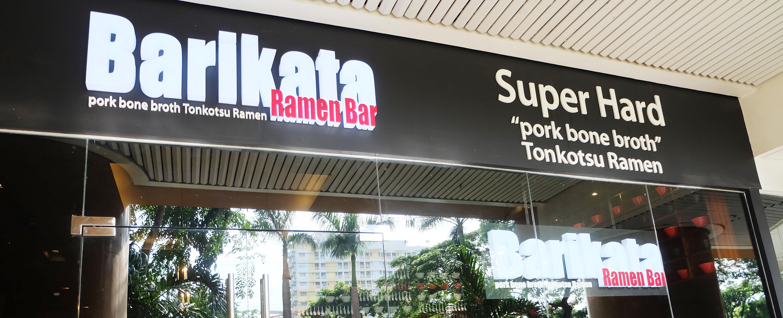 3 Things I Learned About Ramen @ Barikata Ramen Bar, It Park