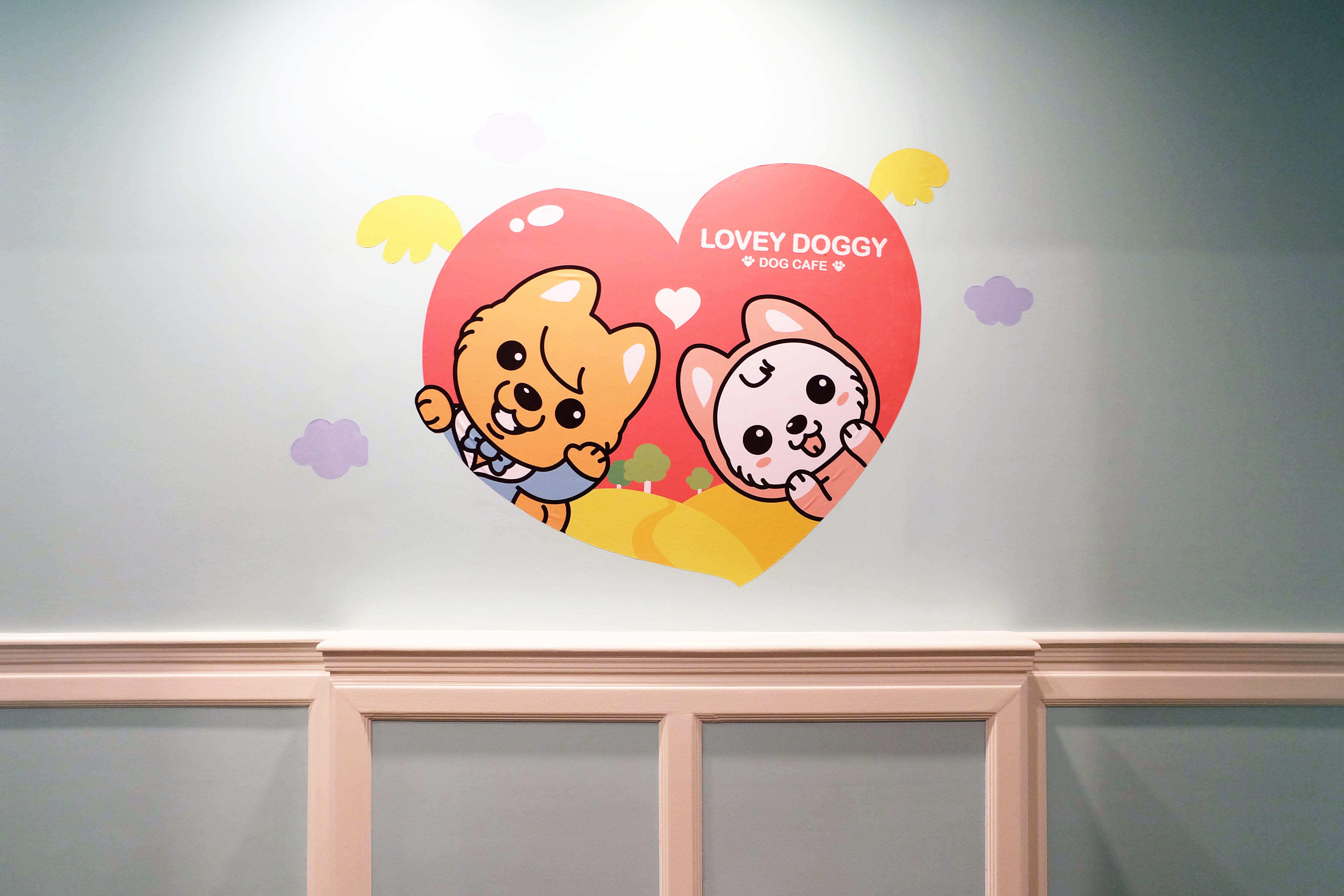 Lovey Doggy Cafe: The First and Only Dog Cafe in Cebu