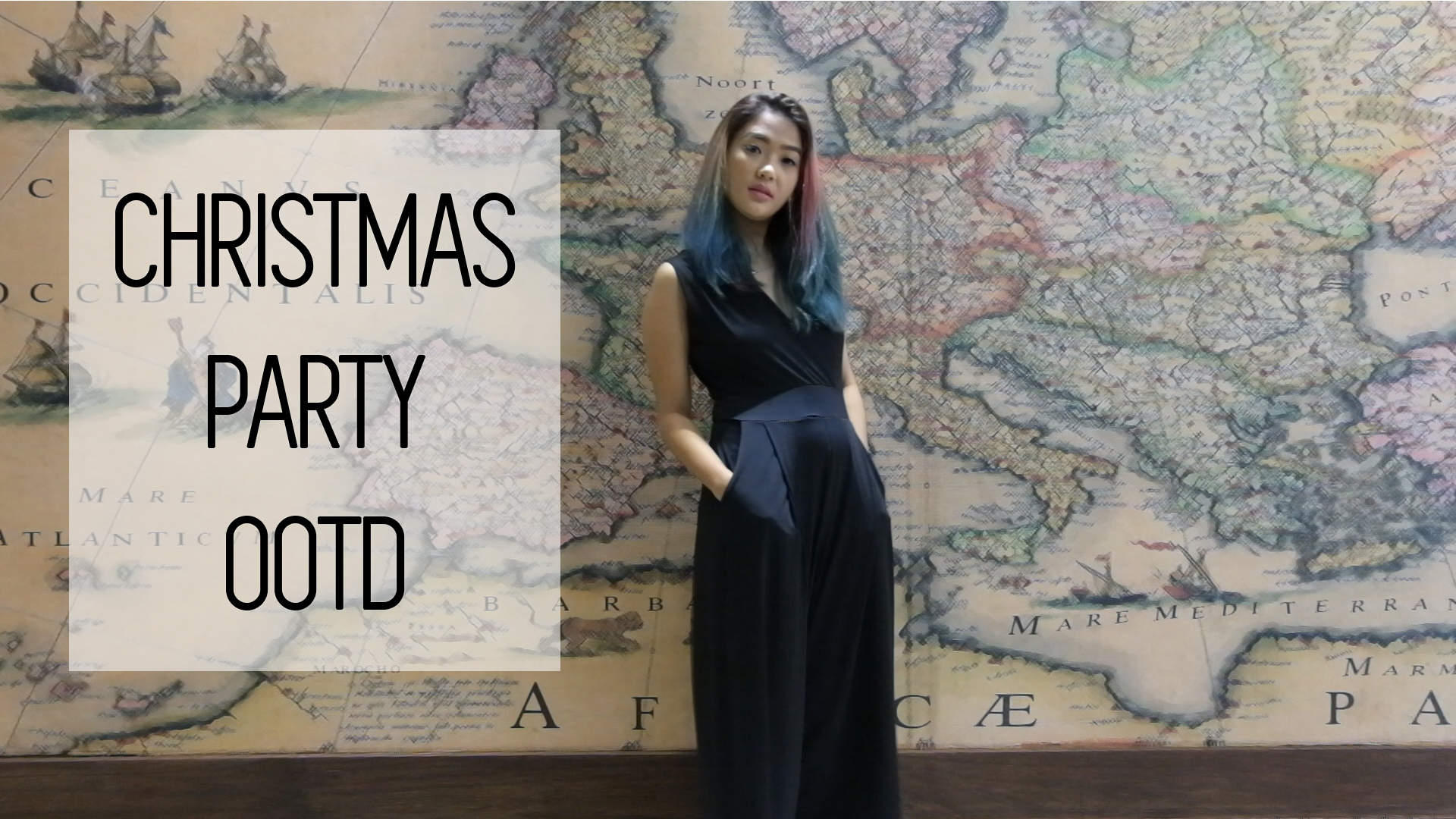 [VLOG] Christmas Party Outfit Ideas