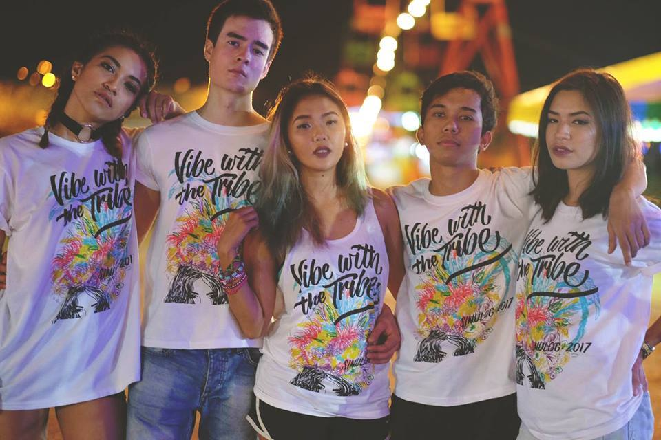 Vibe With The Tribe This Sinulog 2017 With Filthy Project
