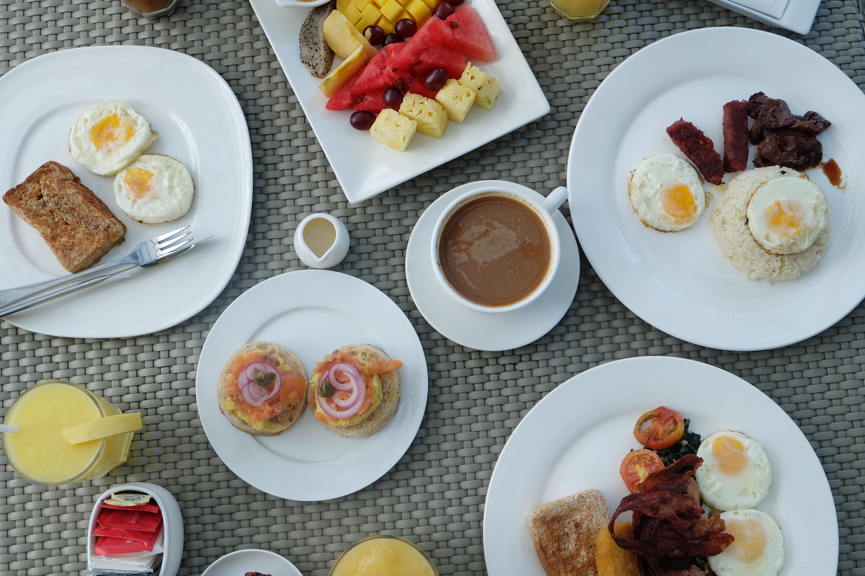 Breakfast Selections at Circa 1900's, Circa Dos