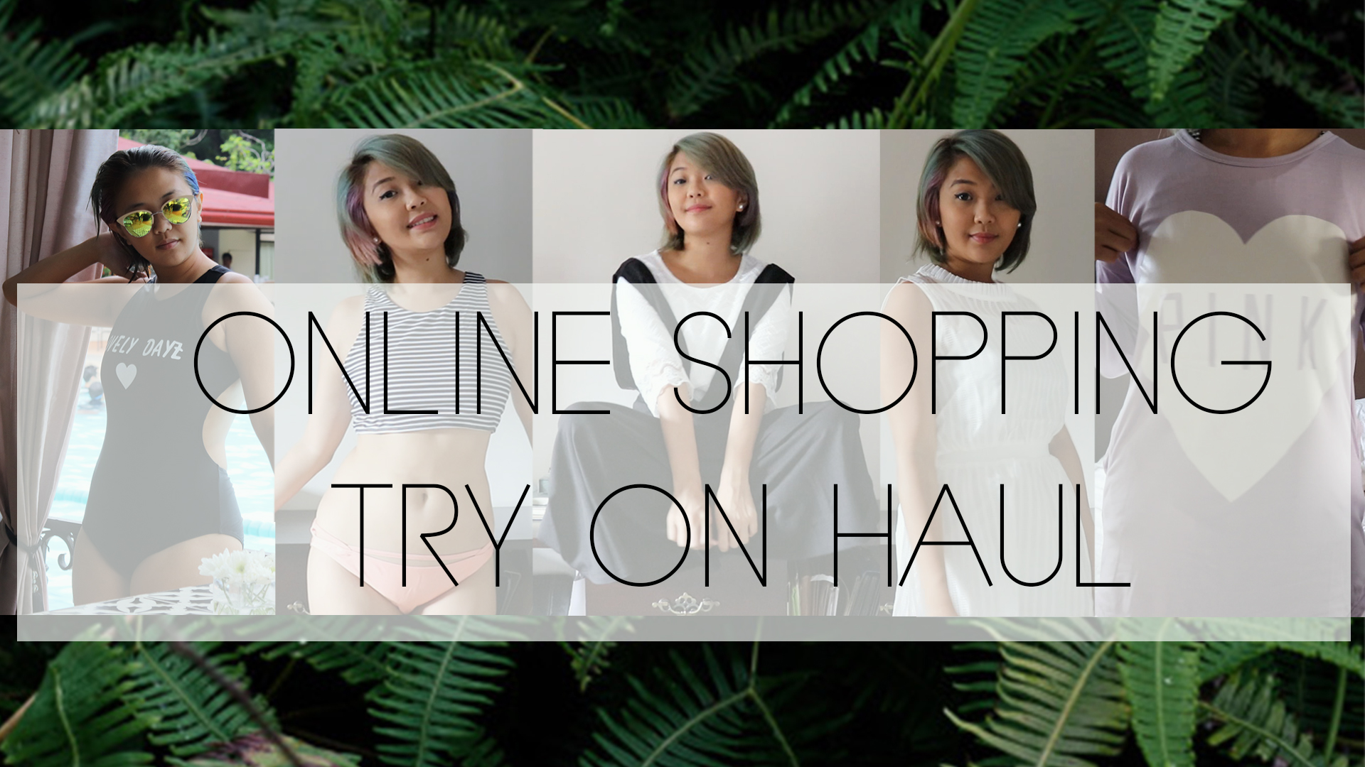Fashion Try On Haul- KILY.PH