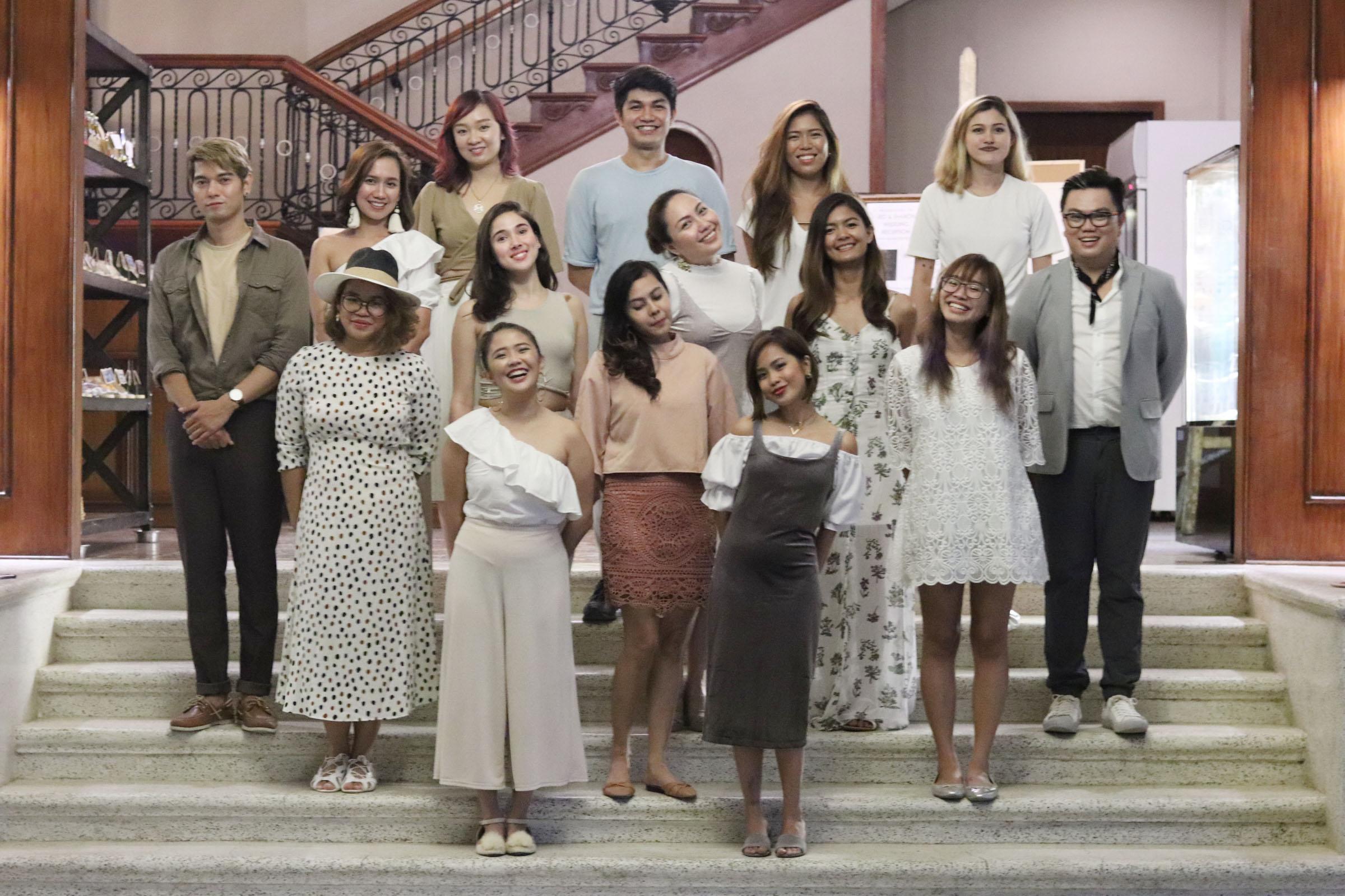 Cebu Fashion Bloggers 8th Anniversary Dinner Photo Diary