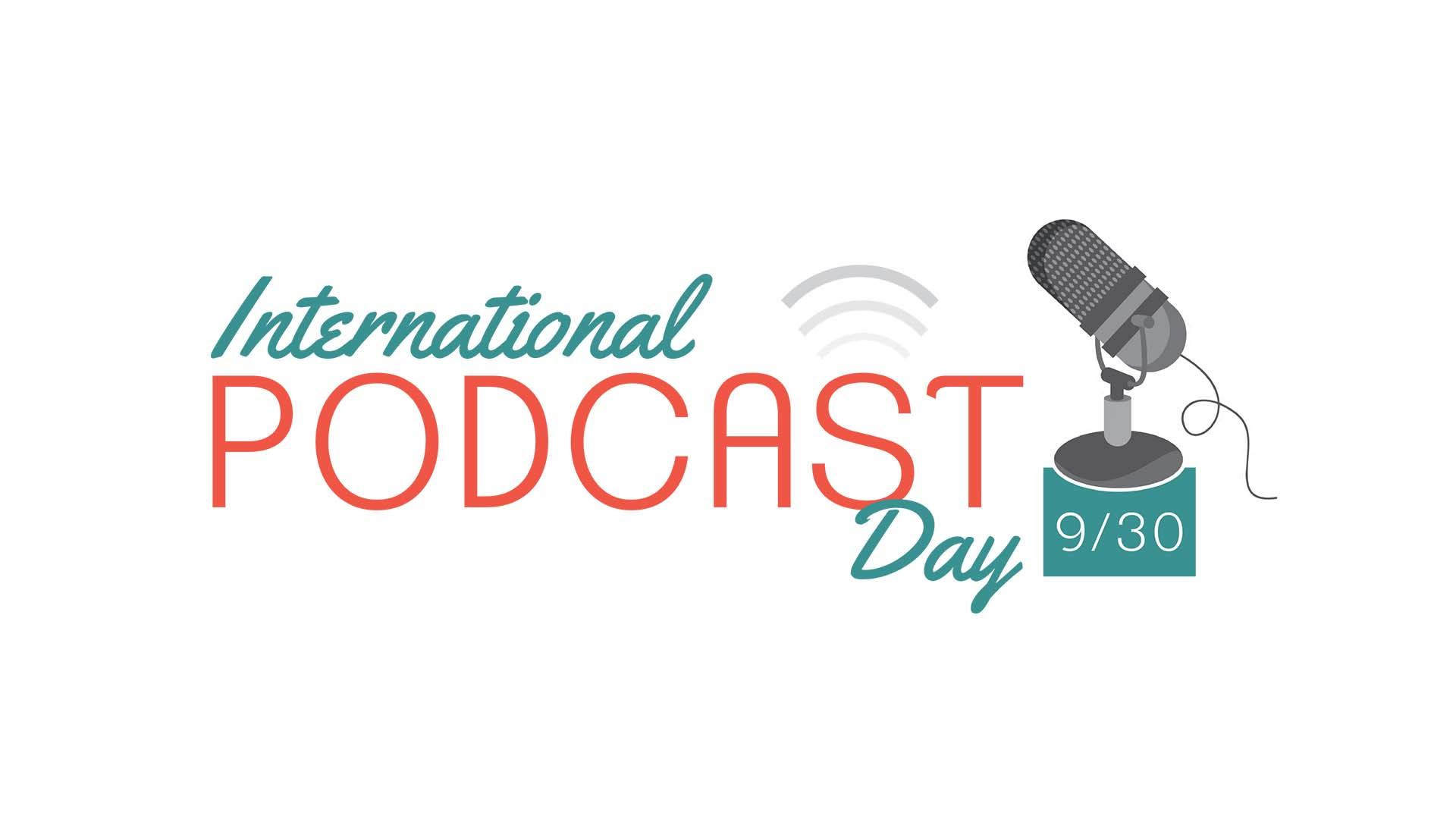 I'M REPRESENTING THE PHILIPPINES AT INTERNATIONAL PODCAST DAY!