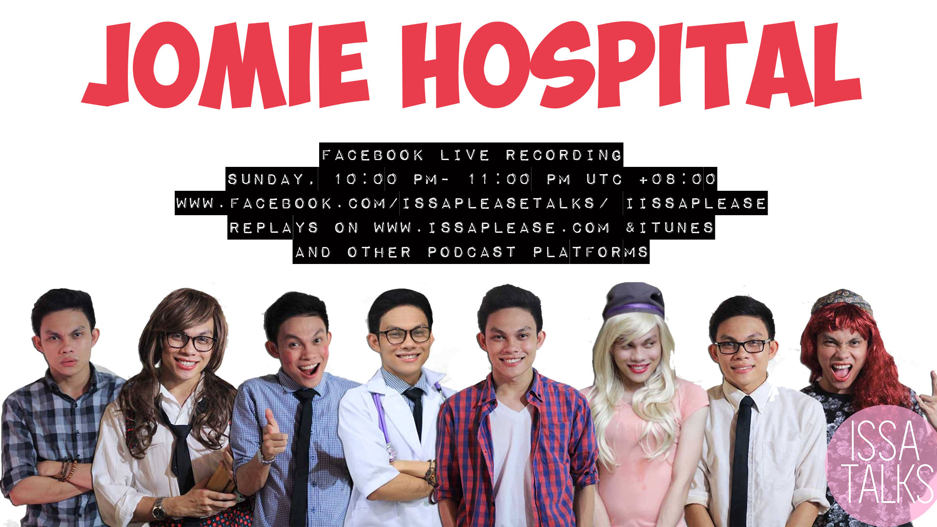 32: Getting Dirty with Jomie Hospital
