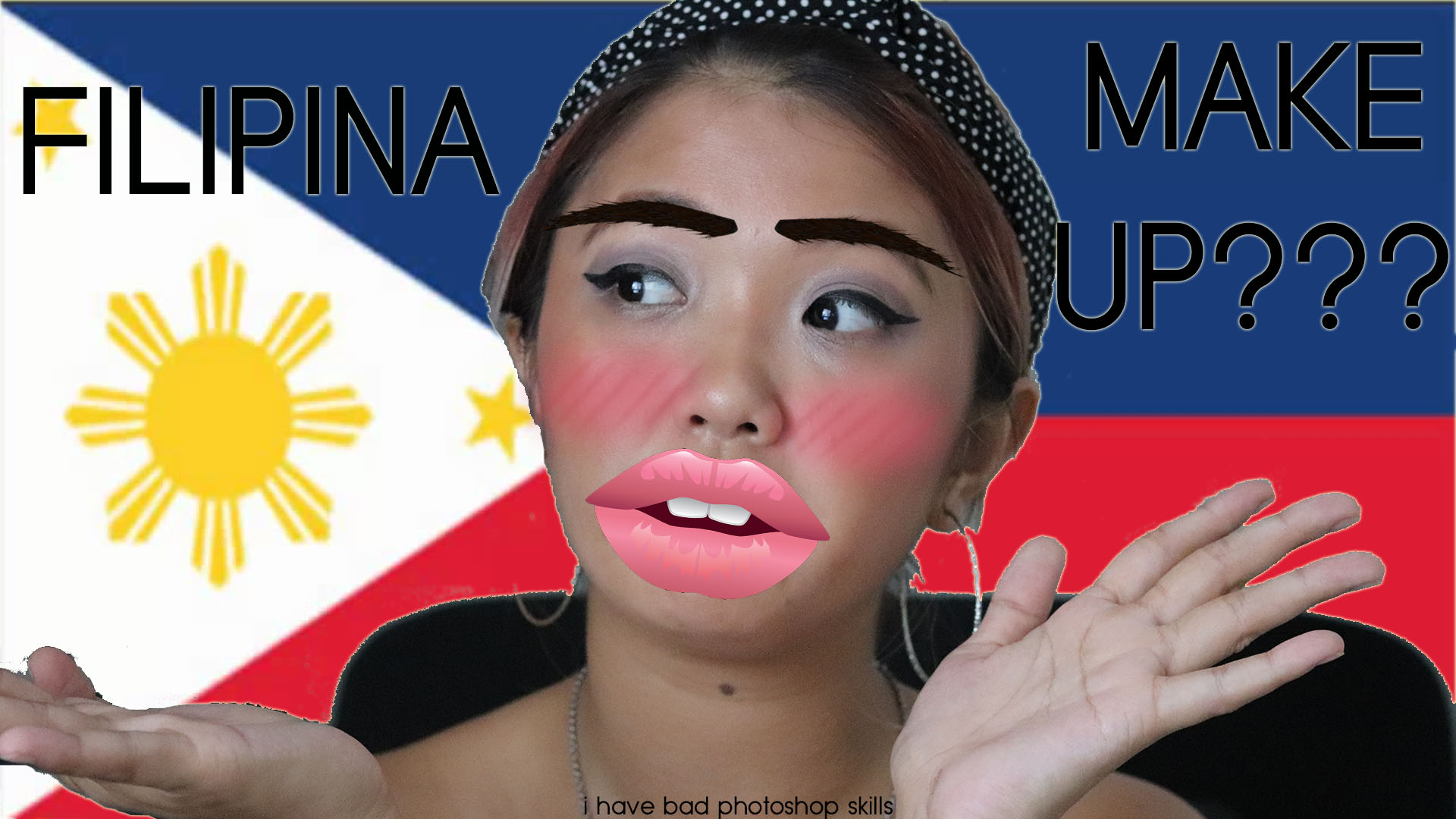 Make Up For Filipinas?- Full Face Make Up Review