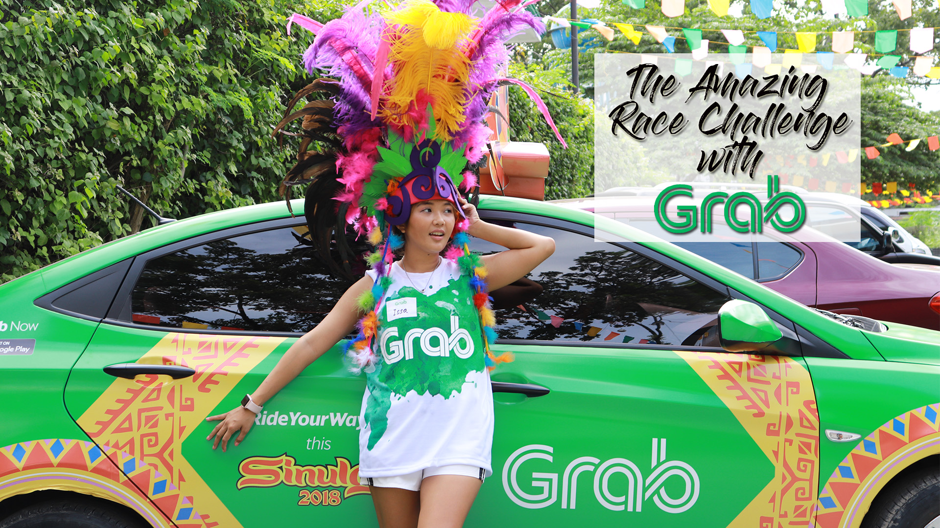 Free Rides with Grab this Sinulog!