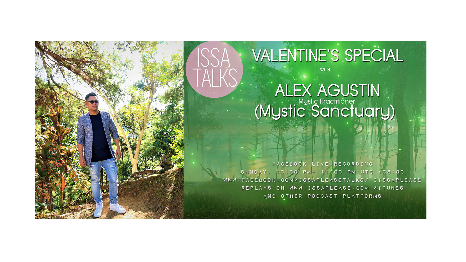 41: Tarot & Astral Reading for Valentines Day with Alex Agustin