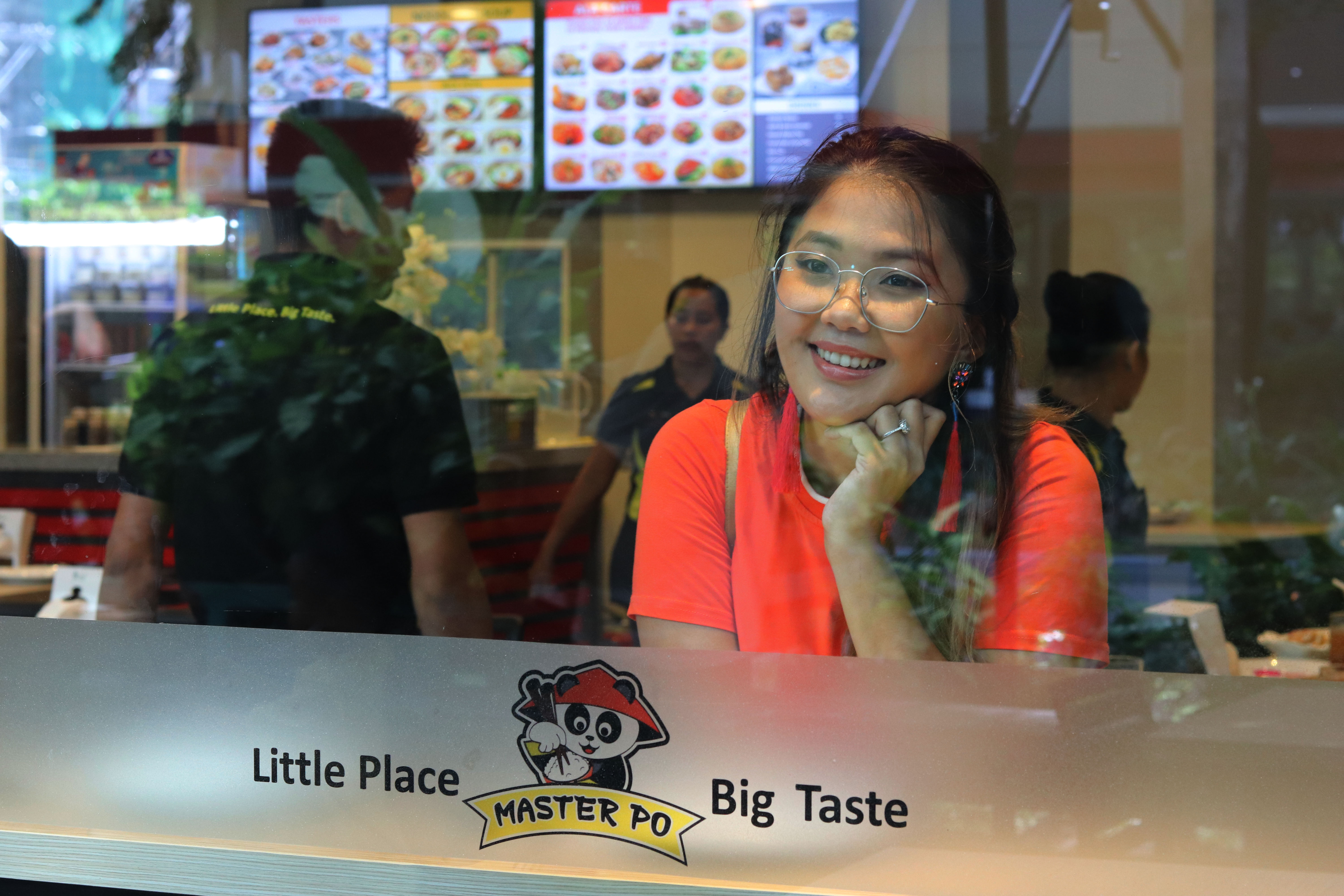 Master Po: Little Place, Big Taste- Authentic Chinese Food at Your Convenience