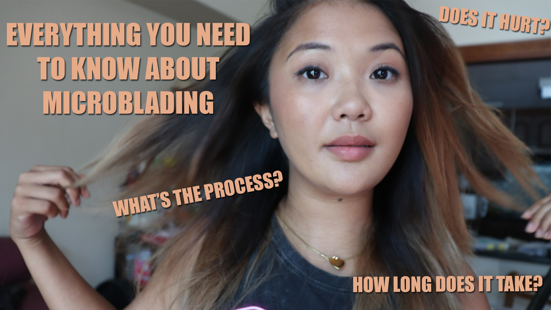 [VLOG/ BLOG] Everything You Need To Know About Eyebrow Microblading| Philippines