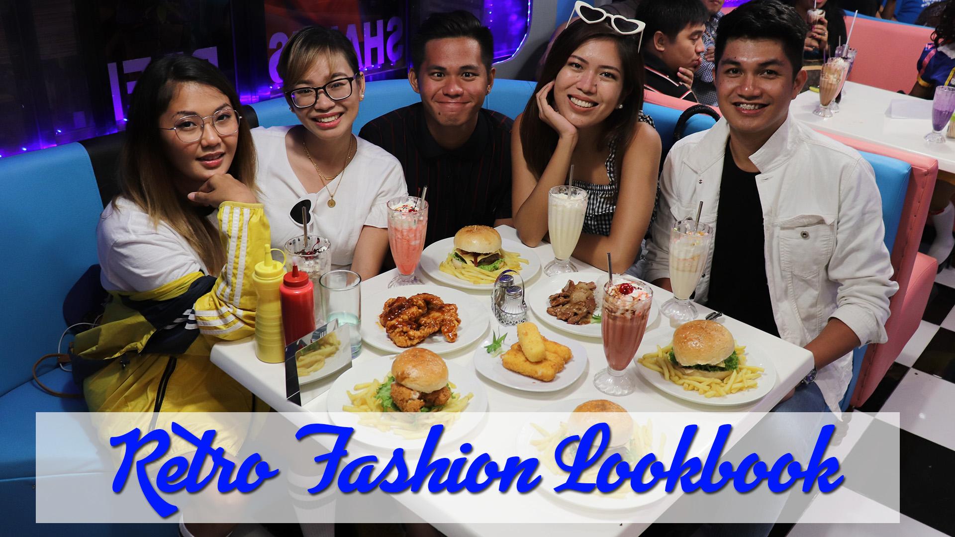[VLOG] 1950's Retro Fashion Lookbook
