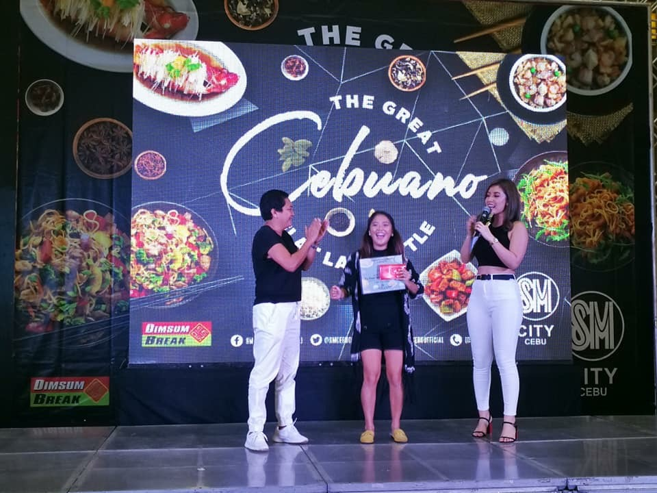 I Won Dimsum Break's 1st Cebuano Flatlay Challenge!