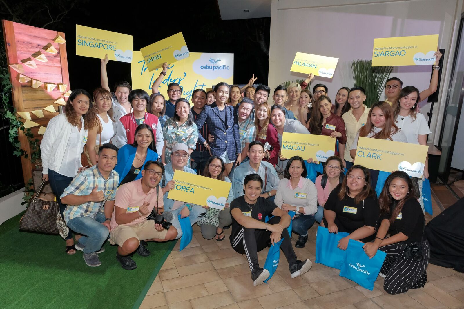 Cebu Travel Leaders Night with Cebu Pacific- We're Going To Palawan!!