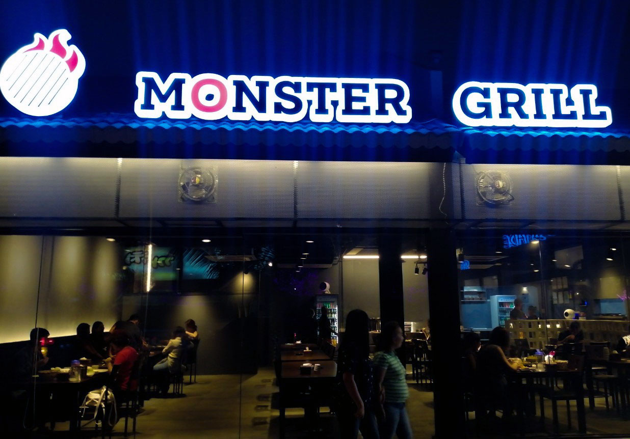 KBBQ with Private Function Rooms Monster Grill – Lahug, Cebu City