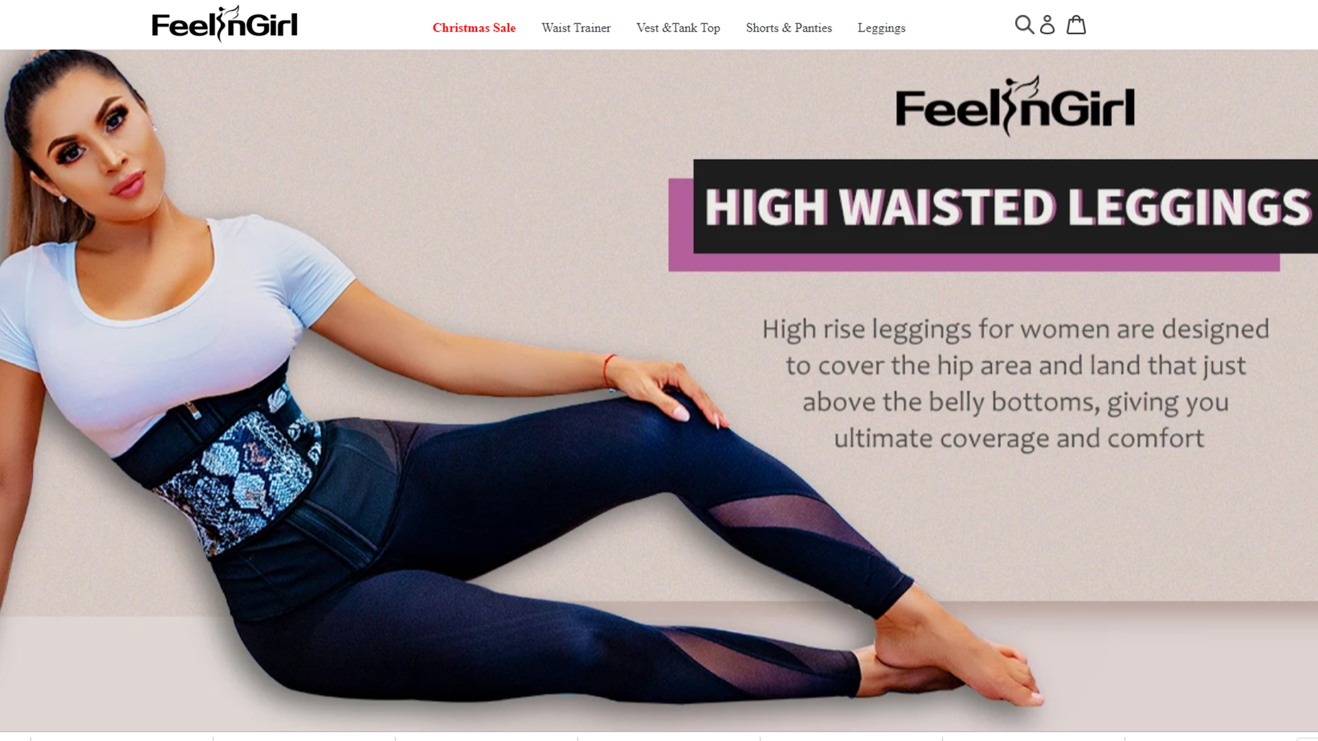 [Sponsored Post] Feelingirls Body Shapers & More