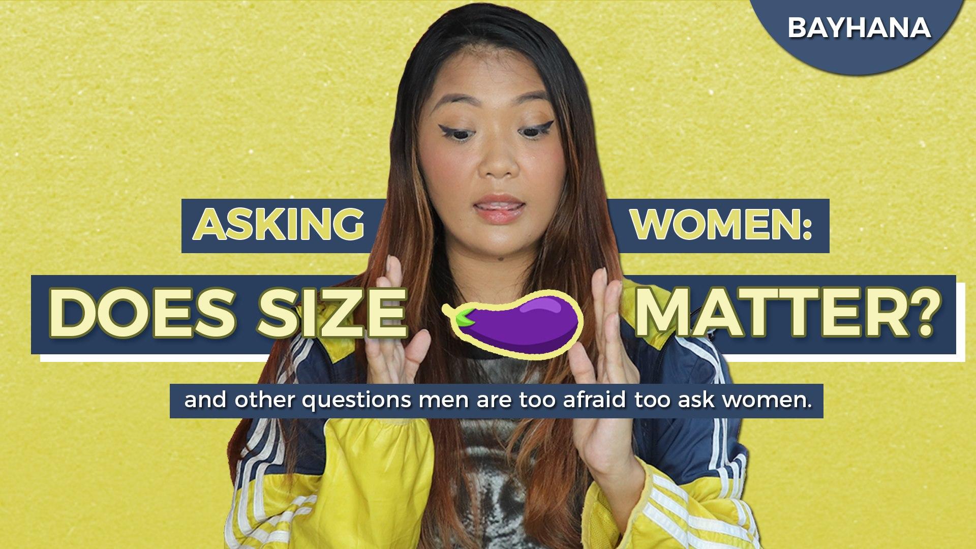 BAYHANA| Does Size Matter?