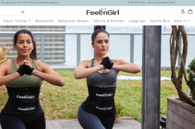 Work Out Better with FeelinGirl [Ad]
