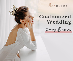 AW Bridal for All Your Bridal Needs